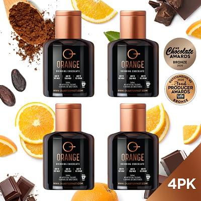 Q Orange Hot Chocolate 360mL