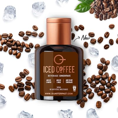 Q Iced Coffee Concentrate 360mL (Cold Brew)