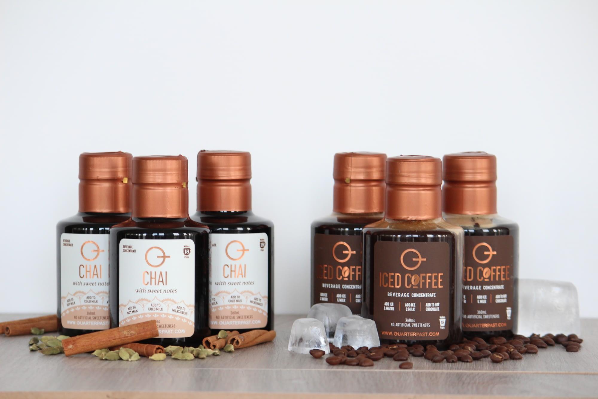Chai & Coffee Concentrates