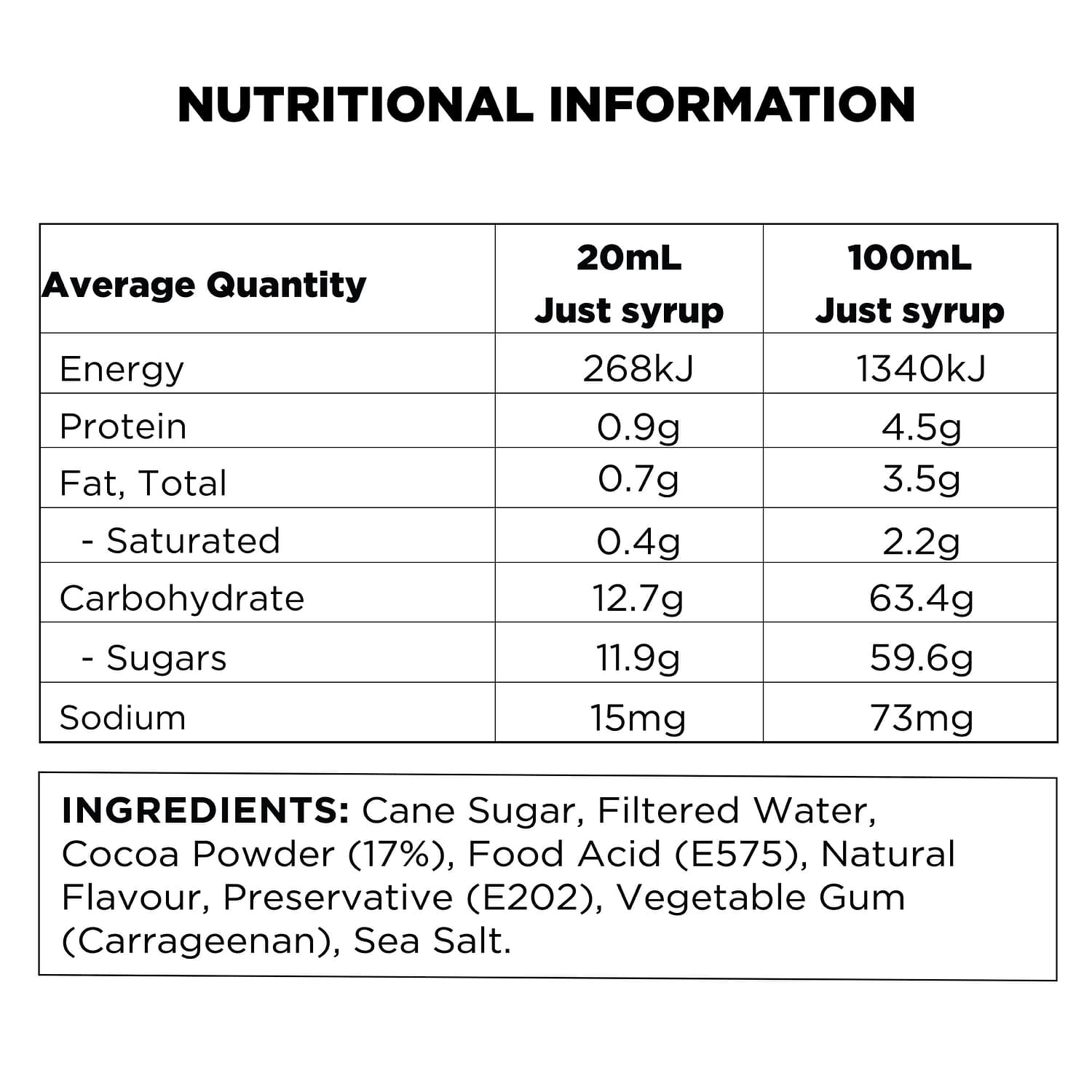 q-pineapple-hot-chocolate-nutritional-information