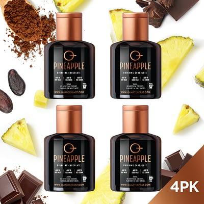 Q Pineapple Hot Chocolate 360mL