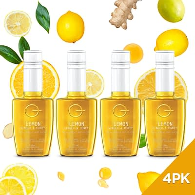 Q Lemon Ginger & Honey Infusion 250mL
