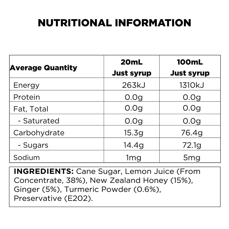 q-turmeric-lemon-ginger-honey-nutritional-information